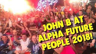 John B  Alpha Future People Festival... @ www.OfficialVideos.Net