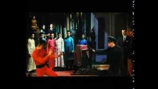 Bruce Lee, The Green Hornet - Kato fight scene (best)