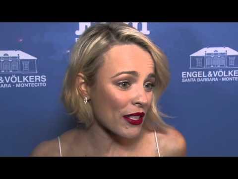 SBIFF 2016 - American Riviera - Rachel McAdams Interview