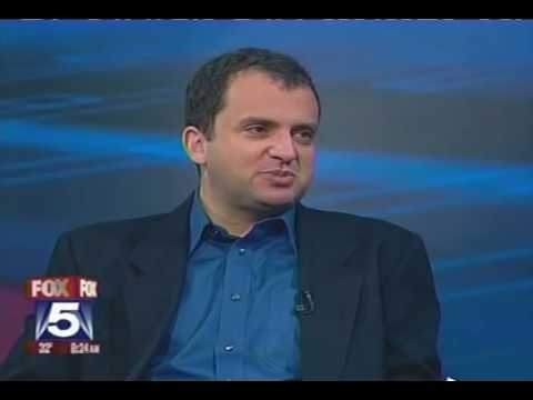 Ami Kassar From Ideablob.com On Fox 5 News