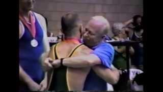 Wrestling Gay Games NYC 1994