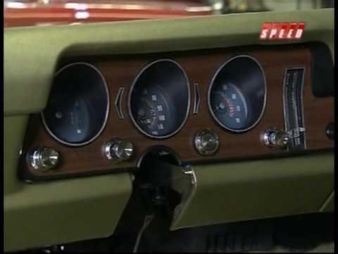 PONTIAC - Restoring A 68 GTO To Factory Specs (Part 3 Of 3)