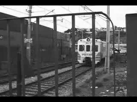 VALPARAISO del AYER...El tren...