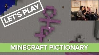 Minecraft Pictionary - Let