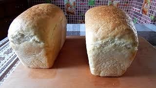 Домашний БЕЛЫЙ ХЛЕБ в духовке просто и вкусно I White BREAD in the oven