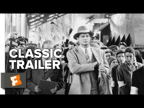 Schindler's List (1993) Official Trailer - Liam Neeson, Stev