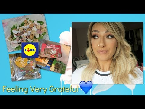 I GOT GREAT NEWS & try new food in Lidl | Vlog Sept 4th 2019 thumbnail