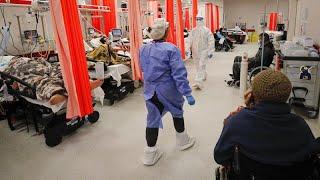 Российский антирекорд около 1000 смертей от COVID 19 за сутки