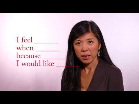2 Minute Therapy- Positive Communication With I Statements