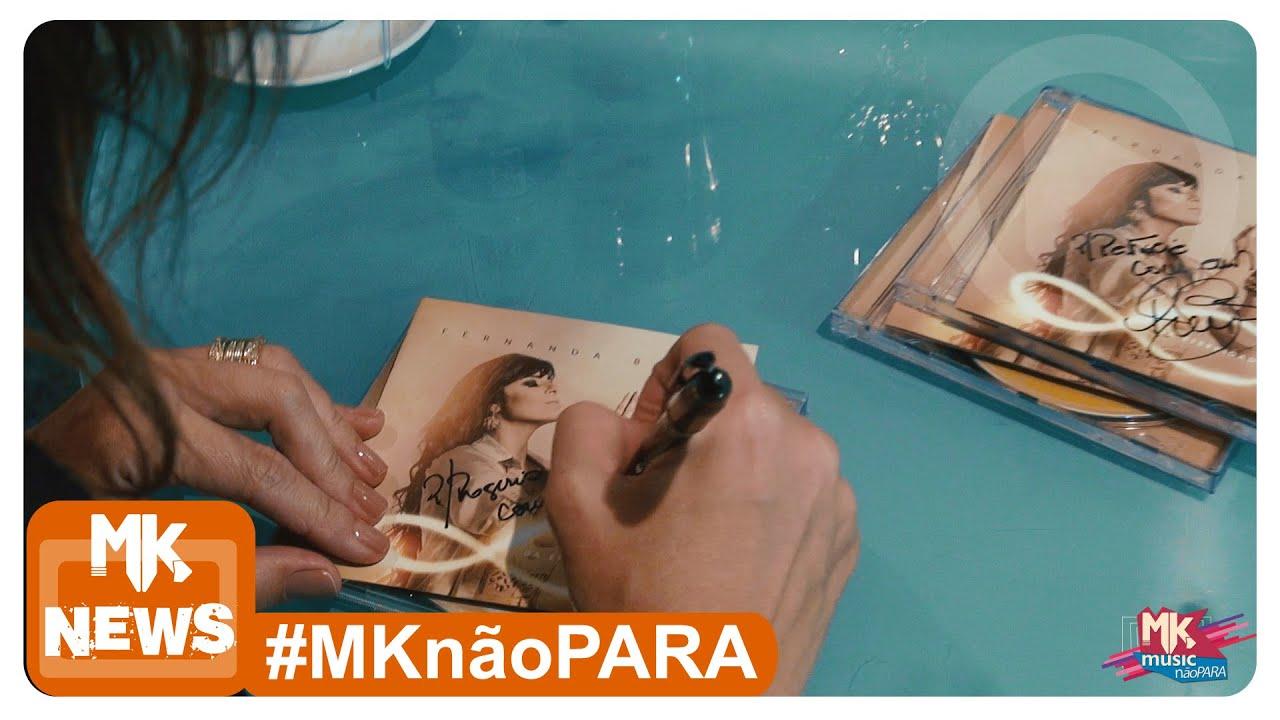 Fernanda Brum - Tarde de Autógrafos na Livraria Saraiva (#MKnãoPARA)
