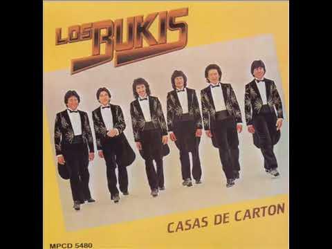 Los Bukis Casas de carton Albun completo 1975