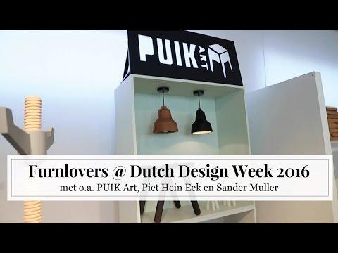 Woontrends spotten bij Dutch Design Week 2016 | Furnlovers