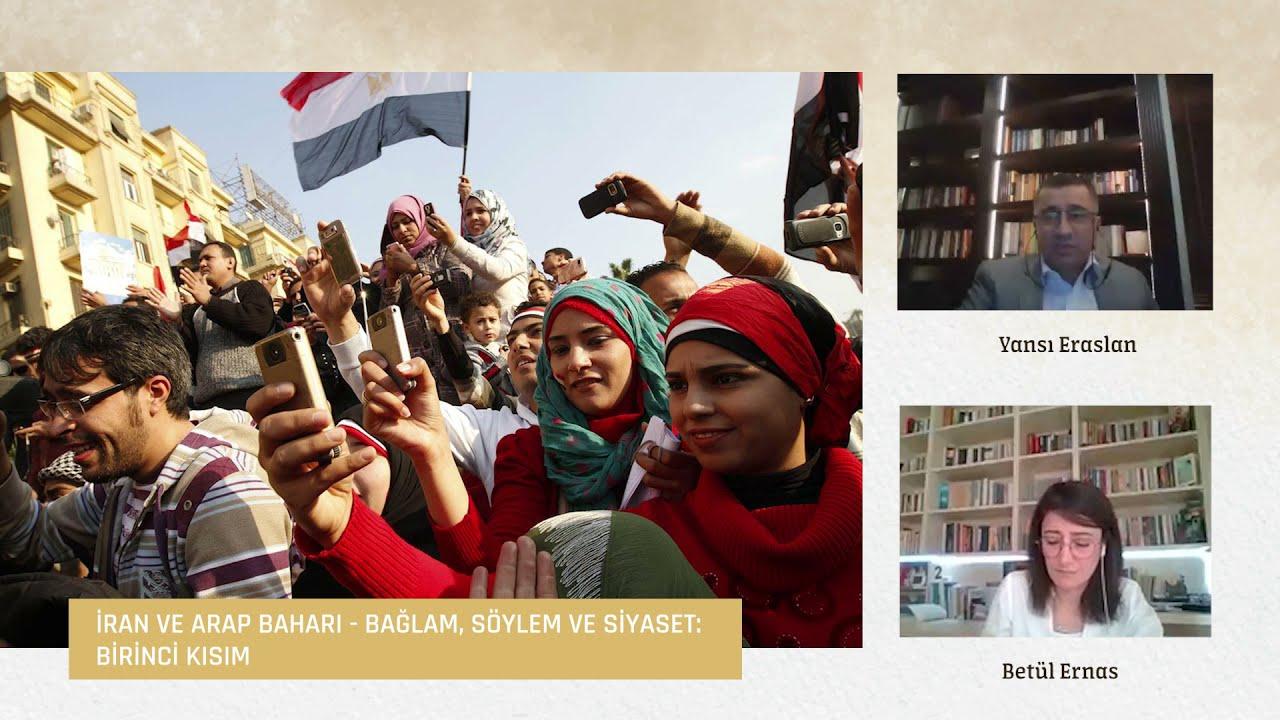 İran ve Arap Baharı - Bağlam, Söylem ve Siyaset: Birinci Kısım