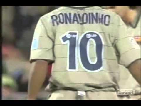 Samba Ronaldinho- Joga Bonito