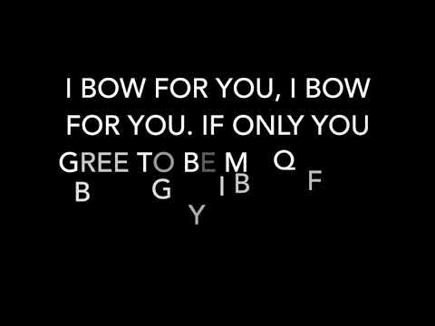 Iyanya - Bow For You  (LYRICS)