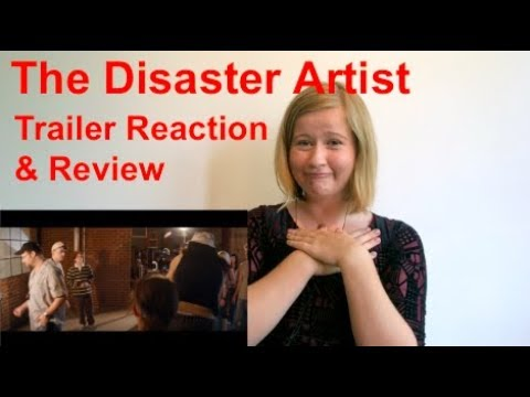 The Disaster Artist Trailer - Reaction & Review
