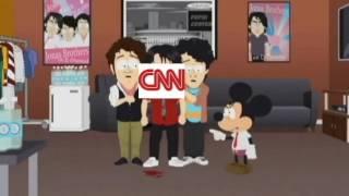 """Alex Jones"""" MEME CNN"""
