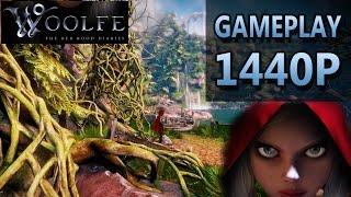 Woolfe - The Red Hood Diaries | PC Gameplay | 1440P / 2K