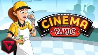 ¡TRABAJANDO EN UN CINE! | Cinema Panic