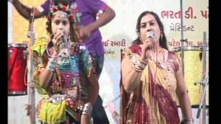 Gujarati Garba Song Navratri Live 2011 - Lions Club Kalol - Ratansinh Vaghela - Day -5 Part -18