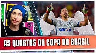 Baixar REACT ♫ COPA DO BRASIL: LUAN NO BOLSO E FÁBIO MITOS (FutParodias)