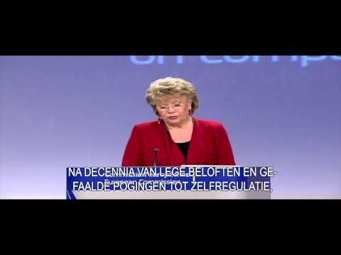 EU Commission on Gender Balance