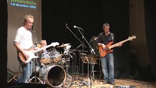 Luca Colombo Trio - Purple Haze - live ad Amandola