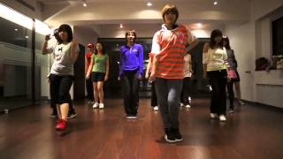 Fiestar(피에스타)-Vista dance cover class 1/jimmy dance shilo老師