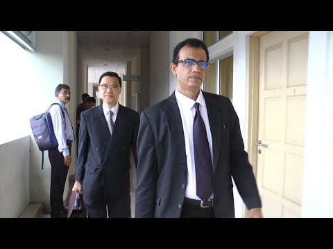 Lawyer convicted for threatening to kill another lawyer