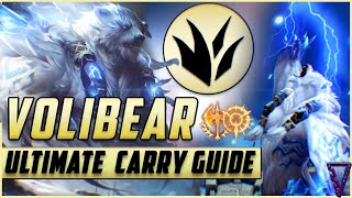 VOLIBEAR JUNGLE: Ultimate Carry Guide For The Rework/Everything You Need Know   League of Legends