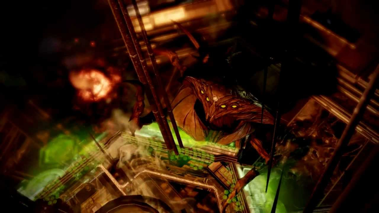Mass Effect 2: Destroying The Collector Base