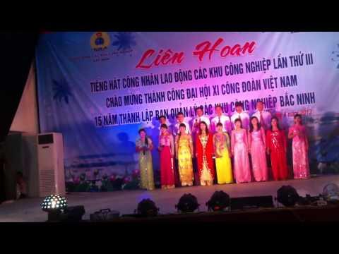 [Múa hát] LK. Người Hà Nội - Cảm xúc tháng 10 - Tiến về Hà Nội