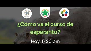 Curso de esperanto ¿en qué vamos? – En españols