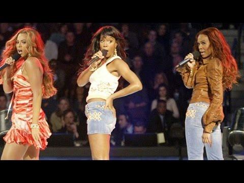 Destiny's Child - Lose My Breath (Live NBA All Stars 2005) HD 720