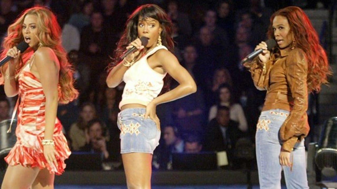 Download Destiny's Child - Lose My Breath (Live NBA All Stars 2005) HD 720