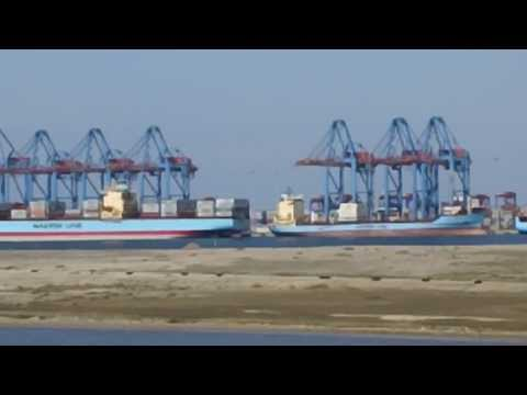 Port Said Container Terminal