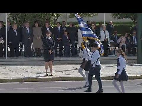 Κ. Γαβρόγλου: Οι αγώνες των προγόνων μας να αποτελέσουν παράδειγμα για το μέλλον