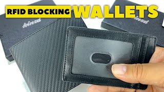 Minimalist Money Clip and Carbon Fiber Wallet by Kinzd Review