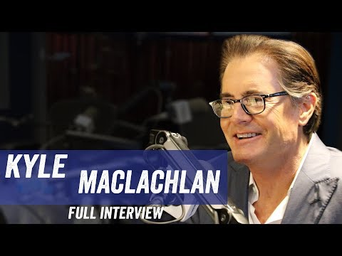 Kyle MacLachlan - 'Twin Peaks', 'Blue Velvet', 'Showgirls' - Jim Norton & Sam Roberts