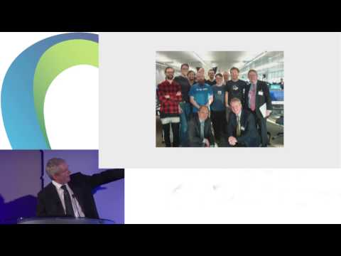 Hinton Lecture 2016: Engineering the Future of Data - Nigel Shadbolt