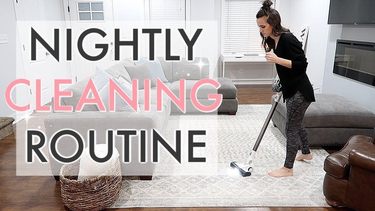 Hasil gambar untuk gambar Cleaning Routine