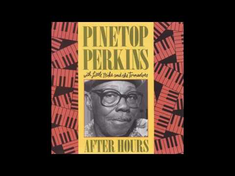 Pinetop Perkins - After Hours 1988