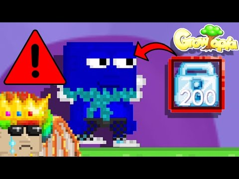 SO CLOSE! SCAMMER ALMOST SCAMMED ME!   GROWTOPIA