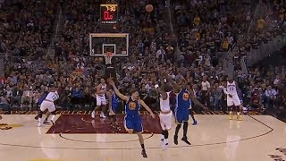 Top 5 Plays - 2017 NBA Finals Game 4 - Golden State Warriors vs Cleveland Cavaliers Highlights