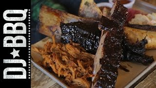 The Best Slowcooked Beef Ribs & Pulled Pork In The World