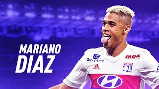 Mariano Diaz 2017/18 - Amazing Goals and Dribblings