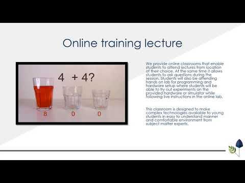 Online Robotics Course  CRiSP Softwares
