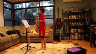 Mambo - Cinque danses exotique no. 3 - alto saxophone
