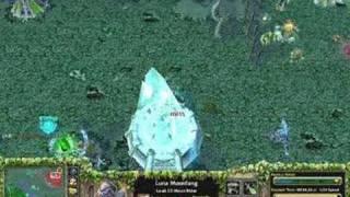 Dota Allstars 5 kills LUNA MOONFANG