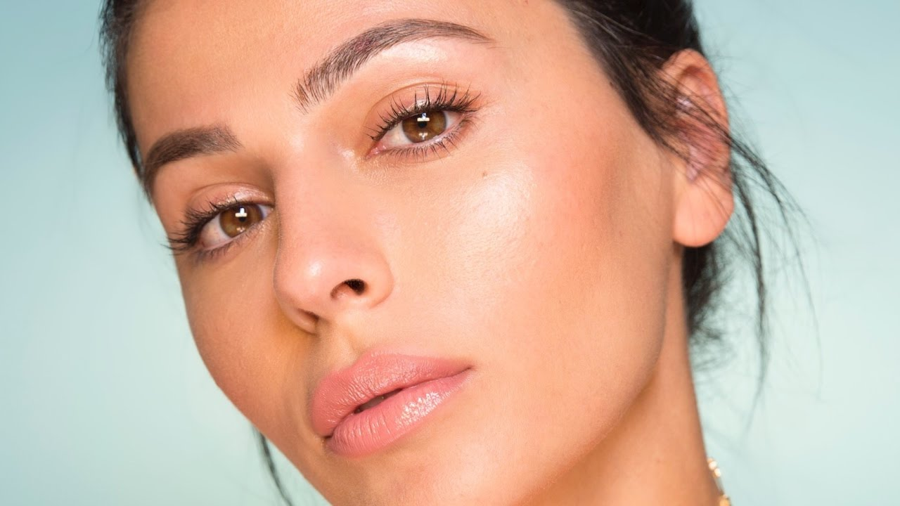 No Makeup Makeup Tutorial Teni Panosian Youtube